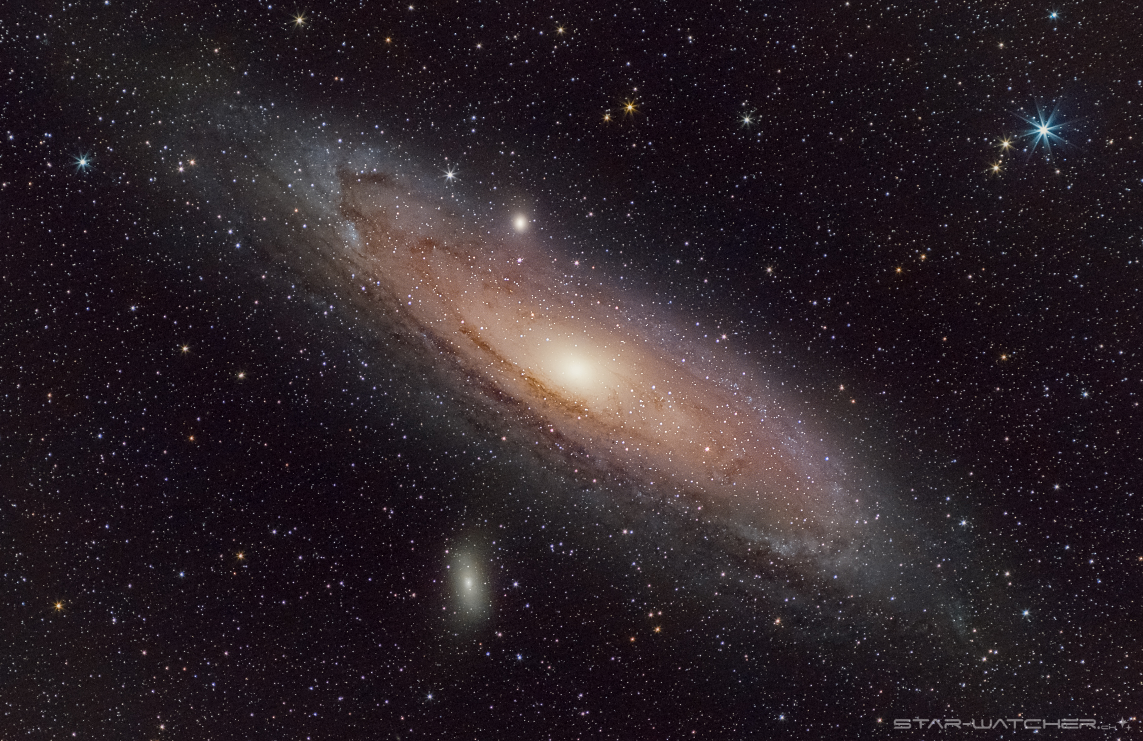 andromeda galaxy distance from earth - 900×720
