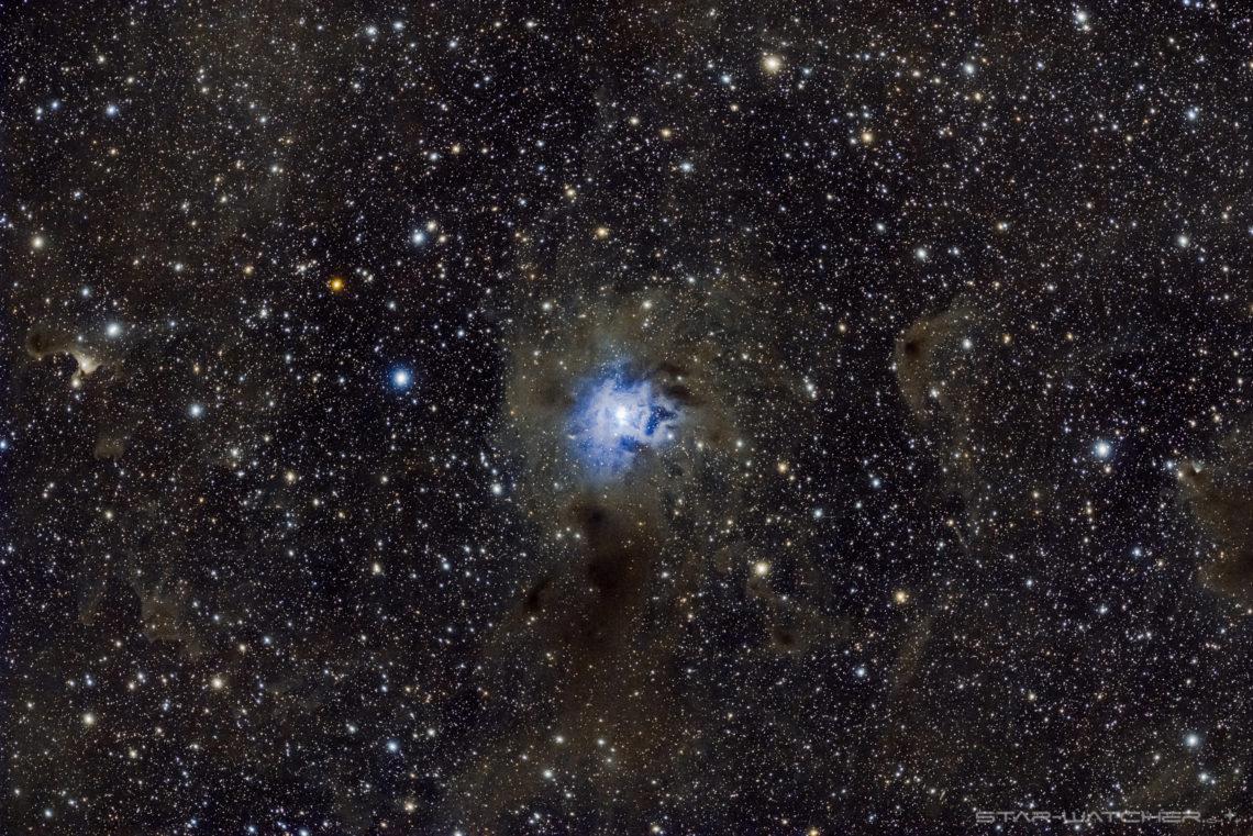 Iris Nebula 400mm f5.6 ISO1600 3h-v1